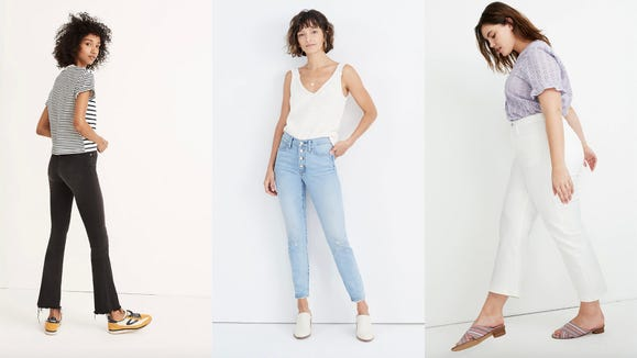 Now is a great time to see for yourself why Madewell jeans get such buzz.