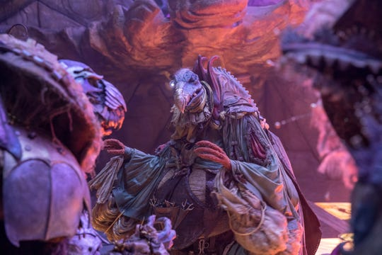 "Mark Hamill voices the Scientist, a Skeksis in ""The Dark Crystal: Age of Resistance."""