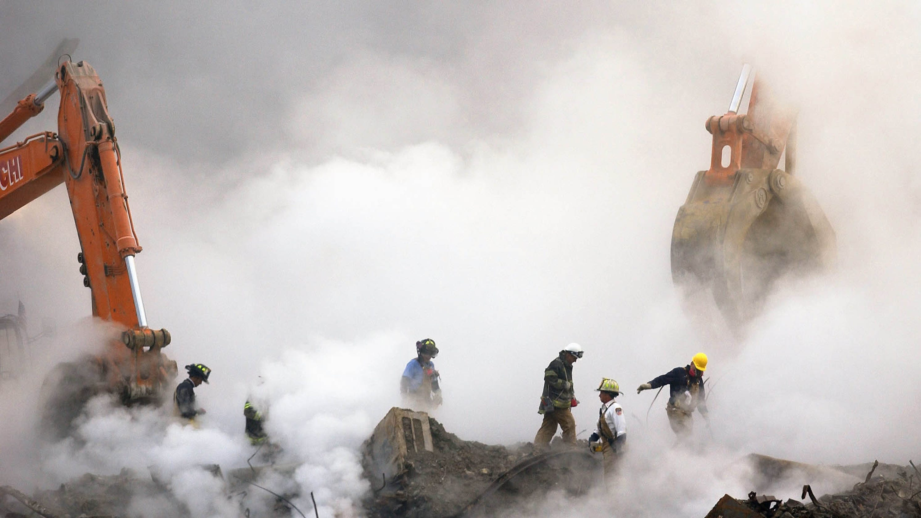 Compensation fund for 9/11 responders expected to pass in Senate Tuesday
