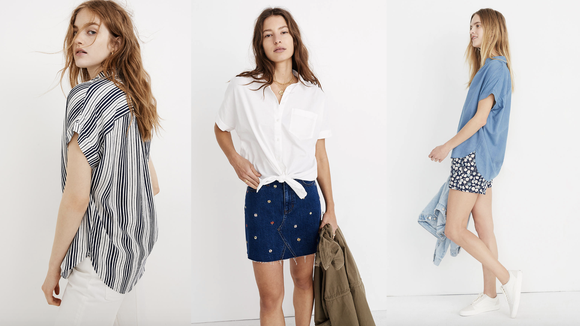 These flowing blouses will add some major polish to your wardrobe.
