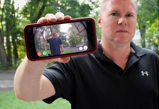 Amazon's Ring doorbell cameras raise fears of surveillance