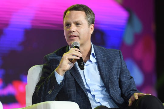 President and CEO of Wal-Mart Stores, Inc Doug McMillon speaks onstage at the 2017 ESSENCE Festival presented by Coca-Cola at Ernest N. Morial Convention Center on June 30, 2017 in New Orleans, Louisiana.