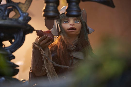 "Taron Egerton voices the young Gelfling named Rian in ""The Dark Crystal: Age of Resistance."""