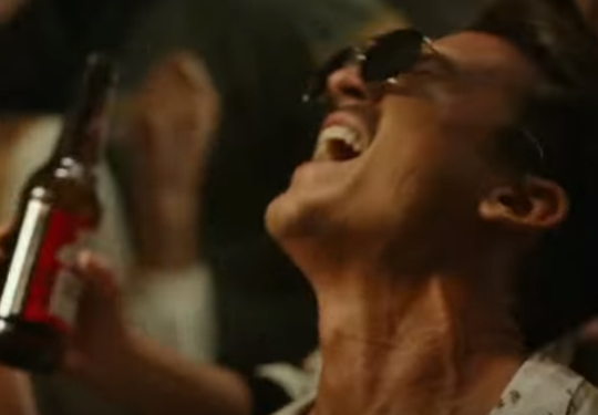 "Miles Teller lets it rip in ""Top Gun: Maverick."""