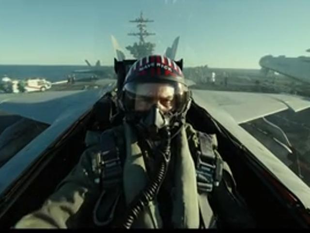 Pensacola Reacts To Top Gun Maverick Trailer Ahead Of 2020 Release