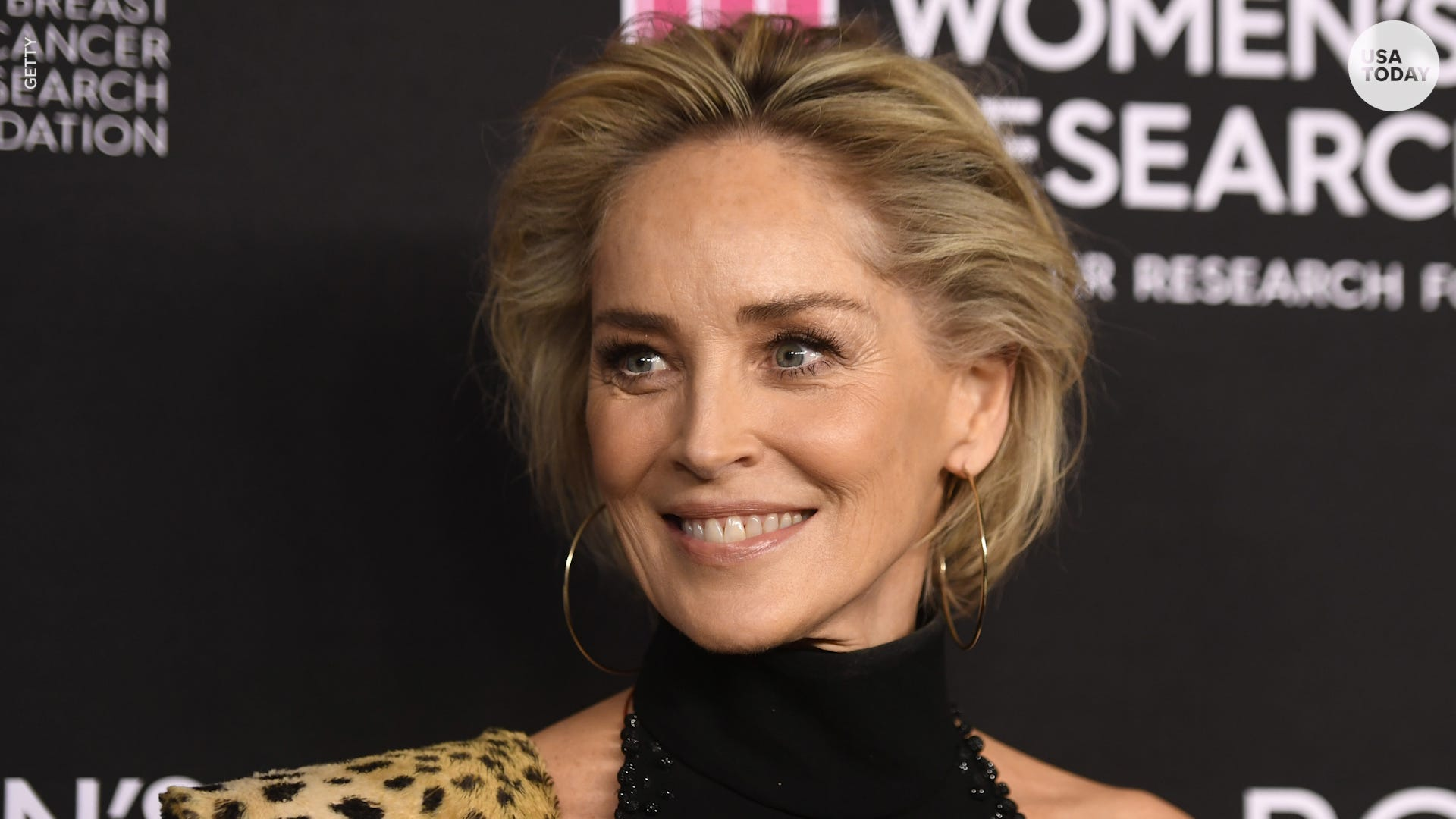 Sharon Stone's stroke impaled her career after nine-day brain bleed