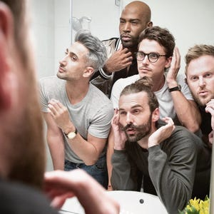 "Despite a new location in Philadelphia, ""Queer Eye"" remains largely the same. That's not a bad thing. We can use Jonathan Van Ness and the gang."