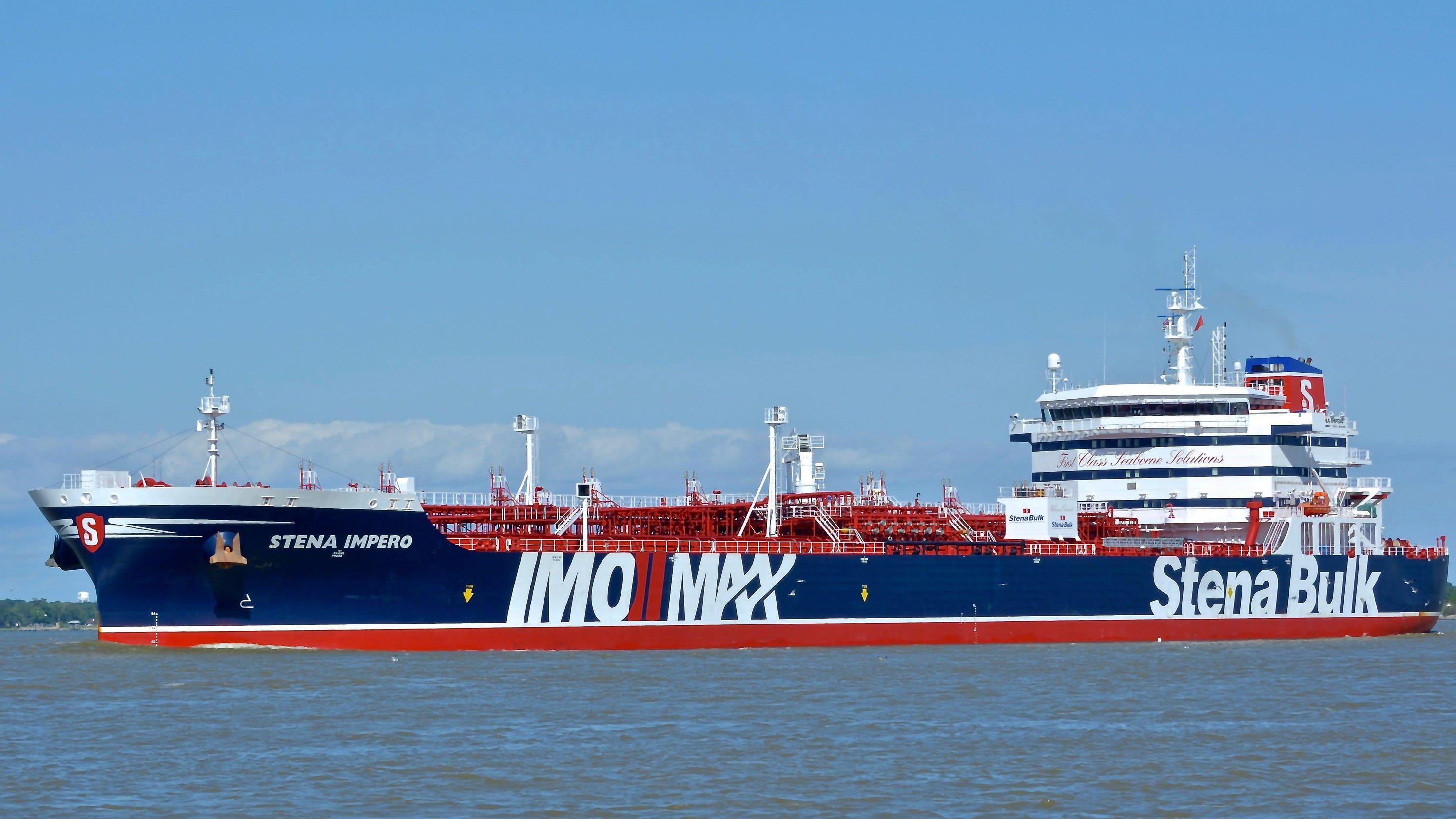 Iran's seizure of British oil tanker escalates tensions ...