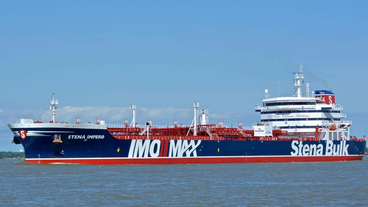 The British oil tanker Stena Impero was captured Friday by Iran's Revolutionary Guard in the Strait of Hormuz. The ship's seizure is the latest provocation in a strategic waterway that has become a flashpoint in the tensions between Tehran and the West.