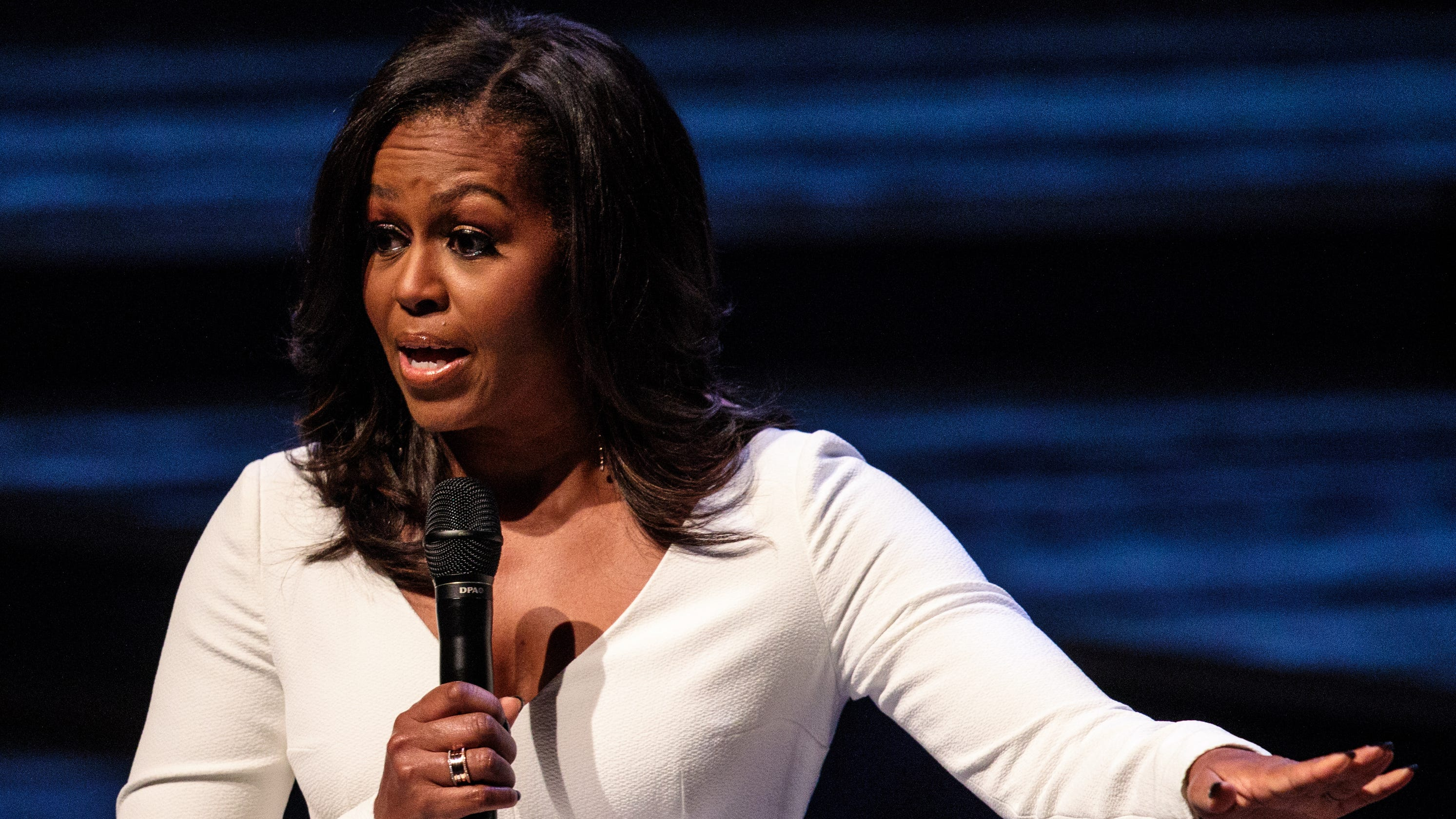 Michelle Obama coming to Prudential Center in Newark NJ