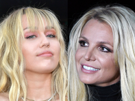 Miley Cyrus invites Britney Spears over to twerk in new Instagram video
