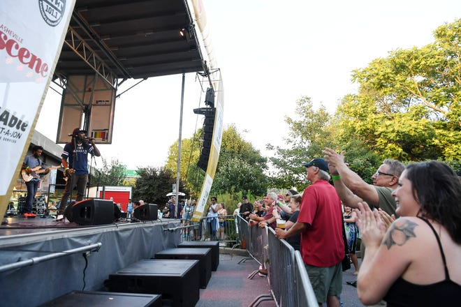 Downtown After 5, the popular outdoor concert series held the third Friday of every month in the spring and summer, will go to a virtual format for May and June, organizers said.