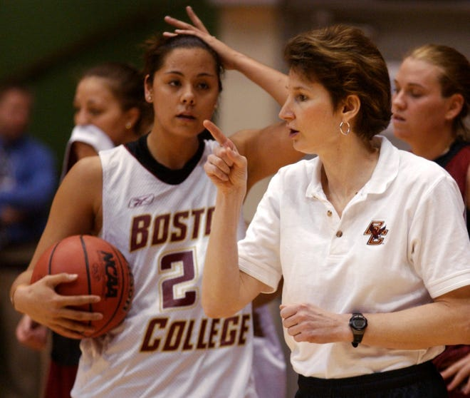 Cathy Inglese coached Boston College  from 1993-2008 after a successful stint with the Catamounts. Inglese died on July 24, 2019 as the result of a traumatic brain injury suffered in a fall.