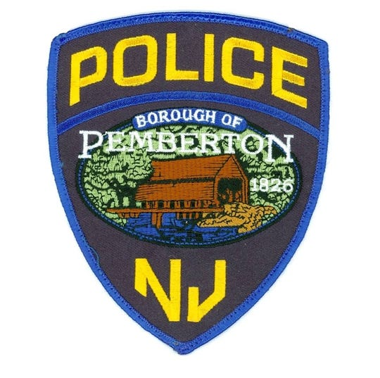 Pemberton Borough police