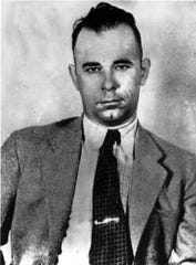Today in History, July 22, 1934: Bank robber John Dillinger was killed by federal agents