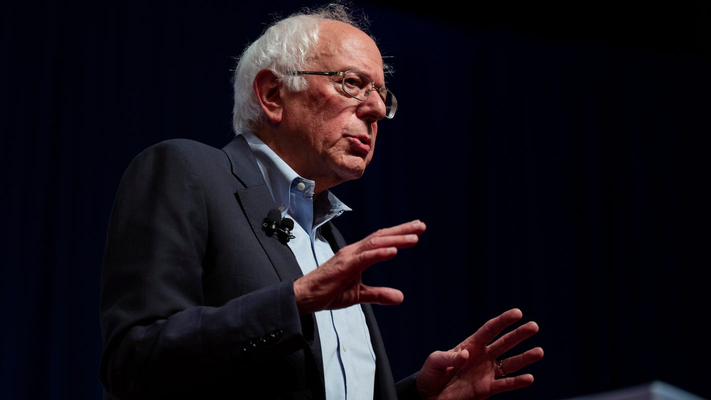 Bernie Sanders says Joe Biden 'is absolutely wrong' about description of 'Medicare for All'