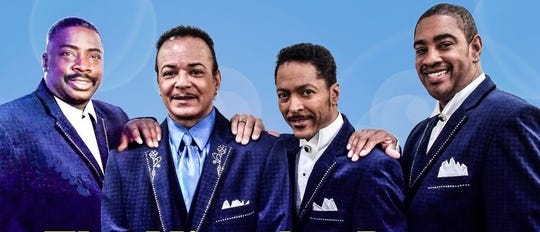 The Miracles Revue featuring Mark Scott