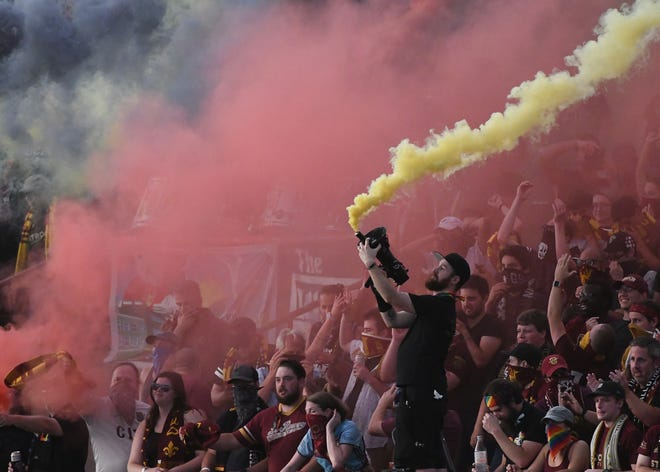 Detroit City FC will play nine home matches as part of its 2019 fall schedule.