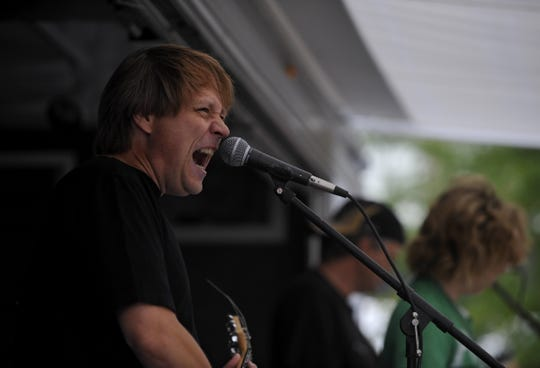 Steve Keller plays lead guitar, piano, bass and drums. He also provides vocals for the band that bears his name.