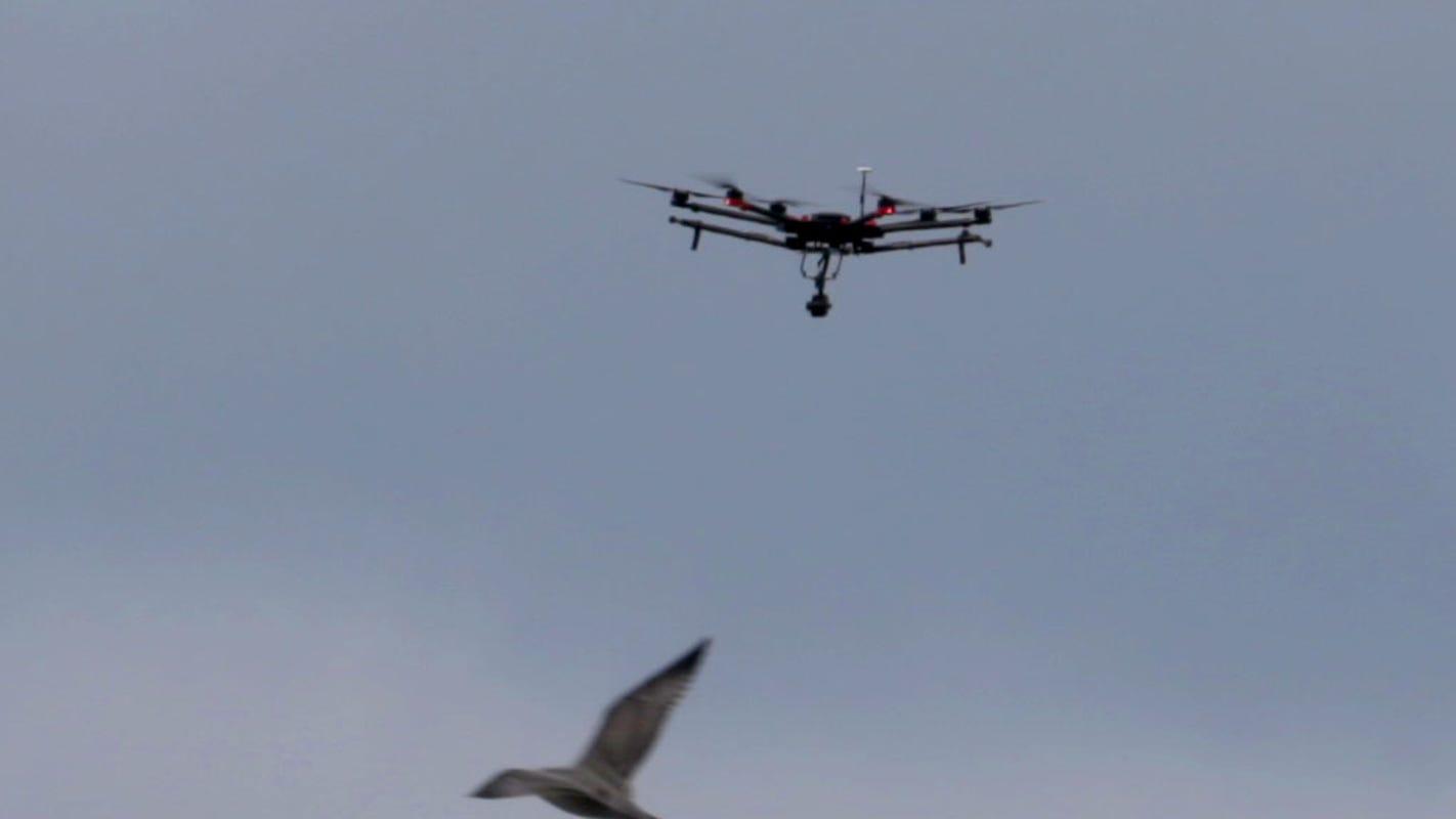 Brothers admit flying drone over Racine County crash site