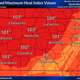 Tennessee heat wave: It's going to feel like 103 degrees in Nashville this afternoon