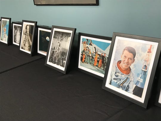 Palm Desert resident Dale Jenkins donated a handful of photos that his family received from his uncle, George H. Valdyke, who worked for NASA in their photography department.
