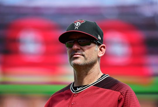 How are Torey Lovullo and the Diamondbacks dealing with the trade deadline? They're just focusing on themselves.