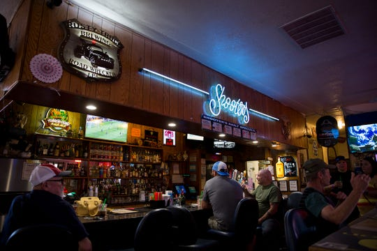 Shooter's Cafe & Saloon in Salem on July 20, 2019. Owners of the bar hosted an auction for the Karissa and Billy Fretwell.