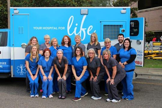 Tallahassee Memorial NICU Transport Team.