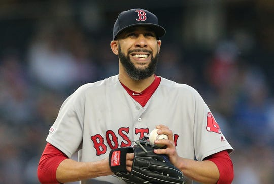 David Price helped the Red Sox win the 2018 World Series.