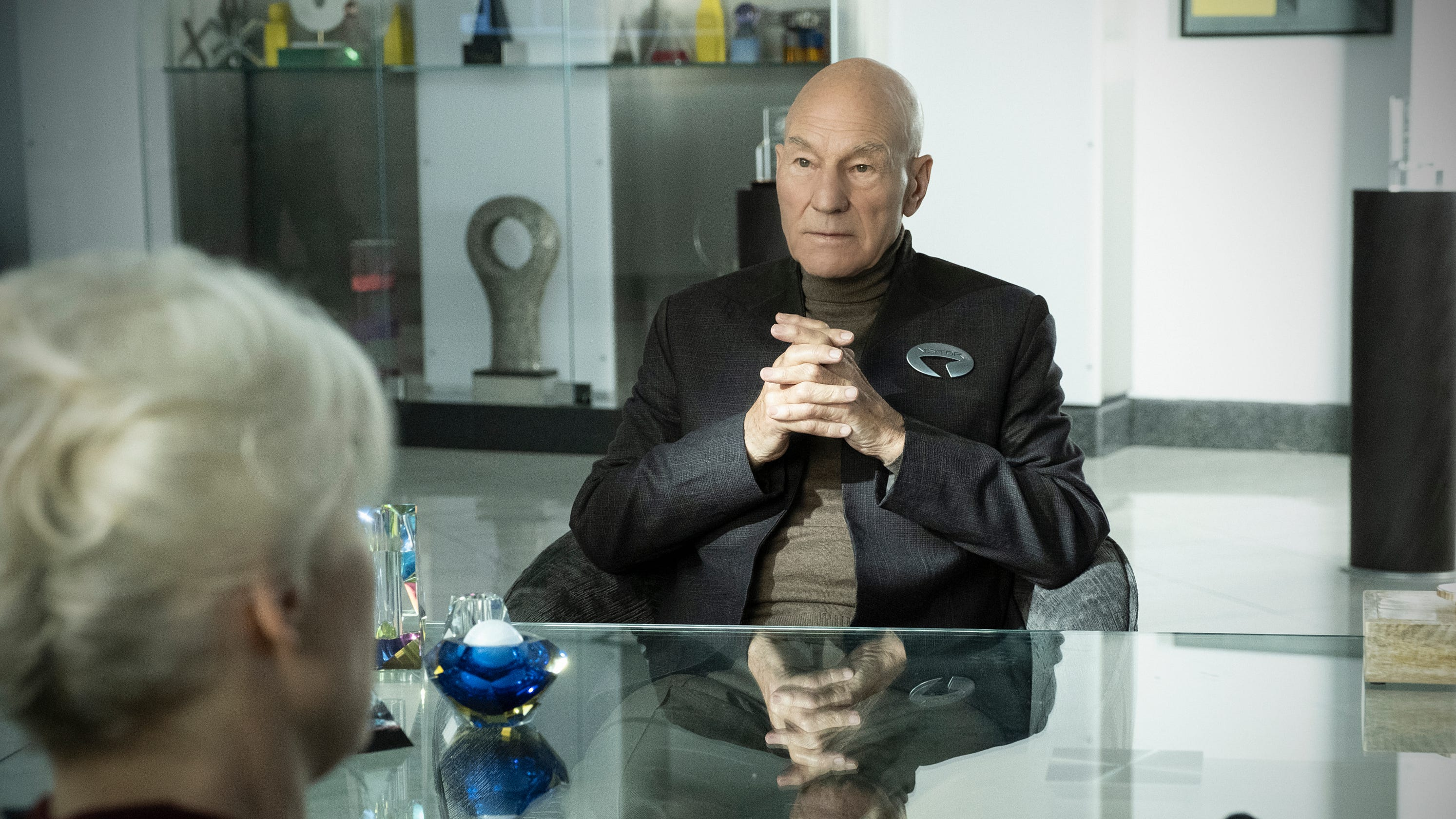 Comic-Con: 'Star Trek' boldly melds past and present with Patrick Stewart's 'Picard'