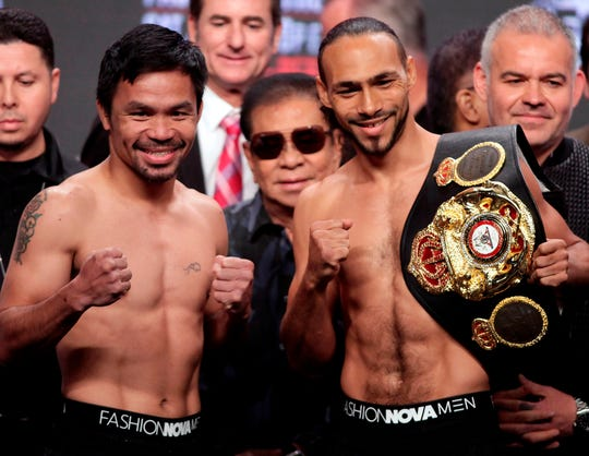 Manny Pacquiao-Keith Thurman: Time, Pay-Per-View info for welterweight title fight