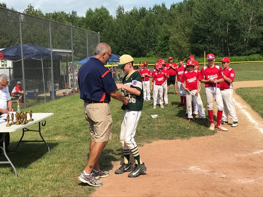 Vestal Little Leaguers win Section 1 East championship