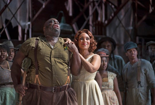 Review: 'Porgy and Bess' is so American, musically magnificent and still very current