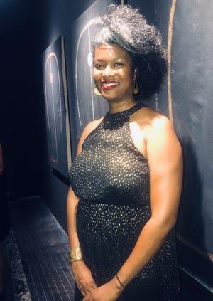 Curator Ingrid LaFleur