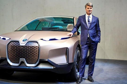 Former CEO Harald Krueger's wavering on big decisions produced divisions on BMW's management board.