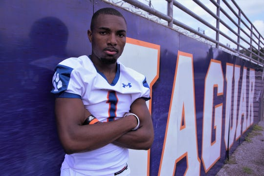 As Madison Central's starting quarterback, Jimmy Holiday has led the team to consecutive 6A North State title appearances.
