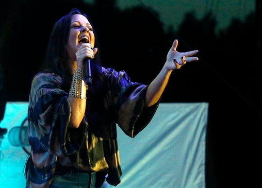 Sara Evans will perform at Fantasy Springs Resort Casino in Indio, Calif. on Nov. 16, 2019.