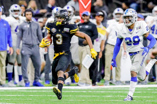 Defending Sun Belt Conference champion Appalachian State was picked to repeat in 2019. One year from beating Louisiana-Lafayette in the inaugural Sun Belt Championship Game and winning the R&L Carriers New Orleans Bowl, the Mountaineers have a new head coach in Eli Drinkwitz.