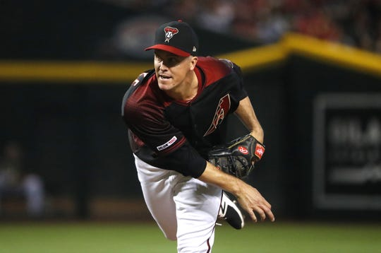Could the Diamondbacks trade Zack Greinke? Momentum seems to be heading in that direction.