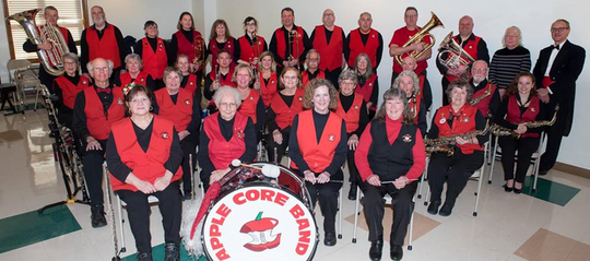 The Apple Core Band will perform Friday at Cross Keys Village.