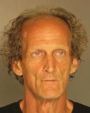 Joseph Barczak, arrested for indecent exposure and disorderly conduct.