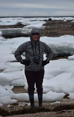 Wakulla science teacher Katrina Roddenberry joined scientists in the breathtaking subarctic tundra.