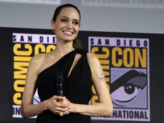 Comic-Con 2019 is here! See all the stars, from Angelina Jolie to Tom Cruise