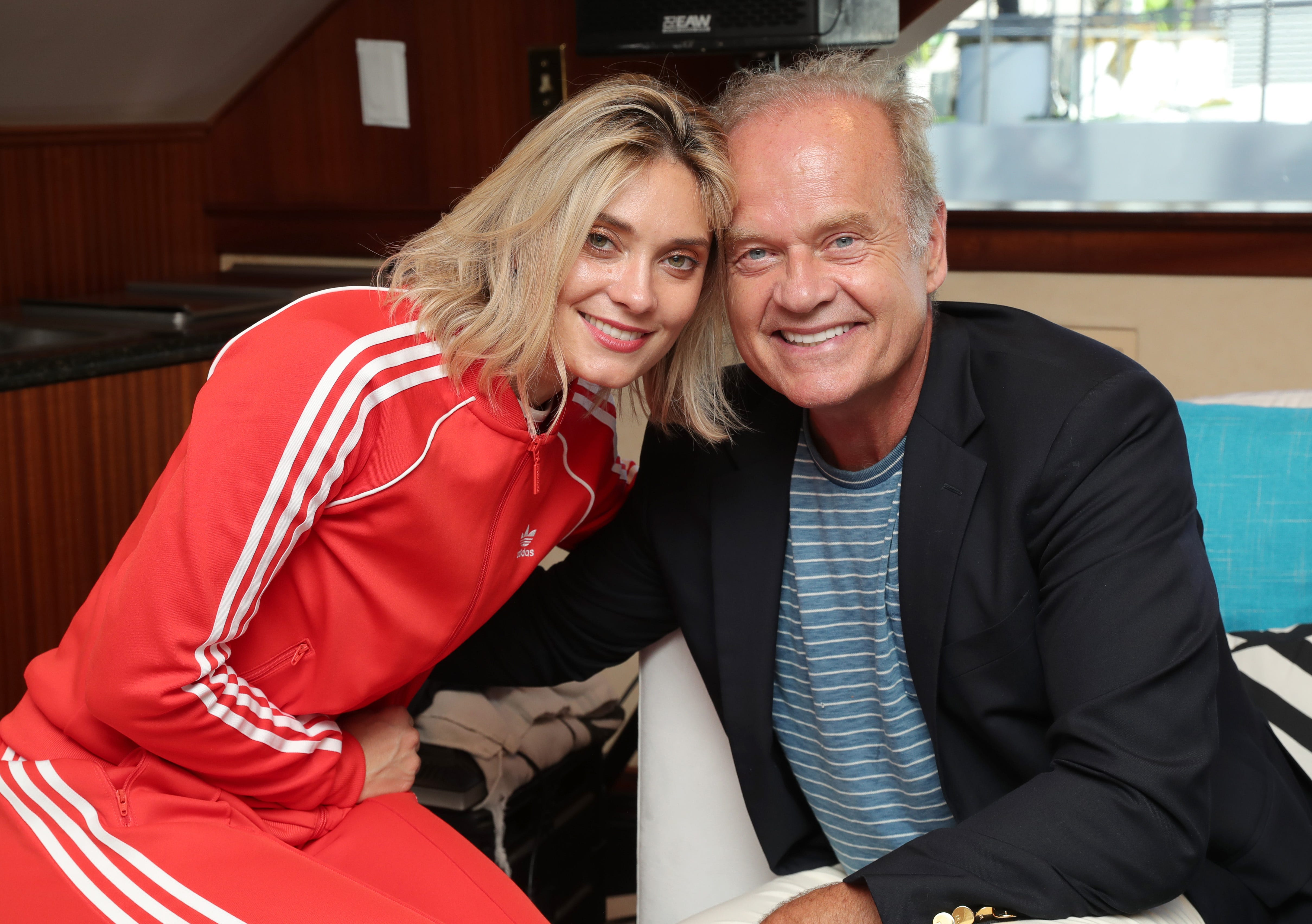 Kelsey Grammer s daughter Spencer stabbed in altercation, says she expects to recover quickly