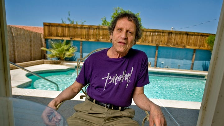 Paul Krassner died Sunday, July 21, 2019, at his home in Desert Hot Springs, Calif., according to his daughter. He was 87.
