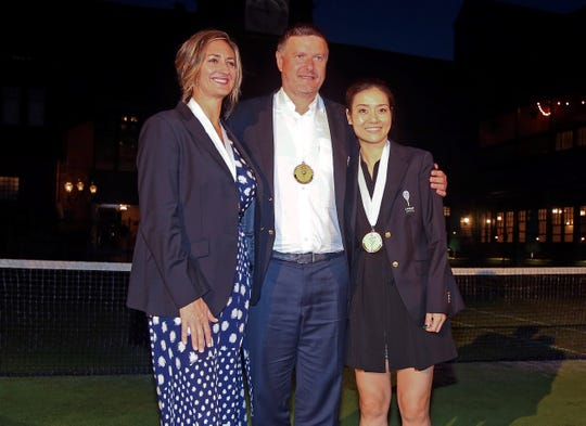 Li Na, Mary Pierce, Yevgeny Kafelnikov inducted into Tennis Hall of Fame