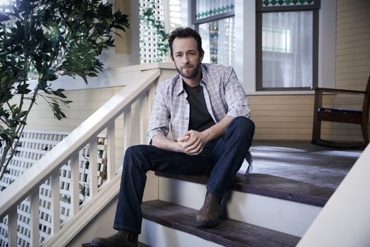 """Riverdale"" star Luke Perry died in March at the age of 52."