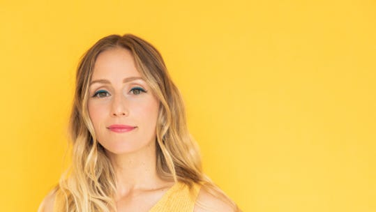 Meagan Grandall takes Lemolo on the road in September.