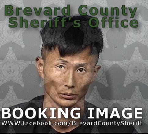 Joaquin Rustan Nabi Olsson, 44 of Sweden, was charged with lewd and lascivious battery on a victim between 12 and 16 years old, lewd and lascivious conduct, lewd and lascivious exhibition traveling to meet a minor.